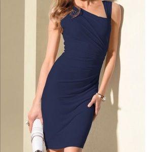 Victoria's Secret Dress with Asymmetrical Neck